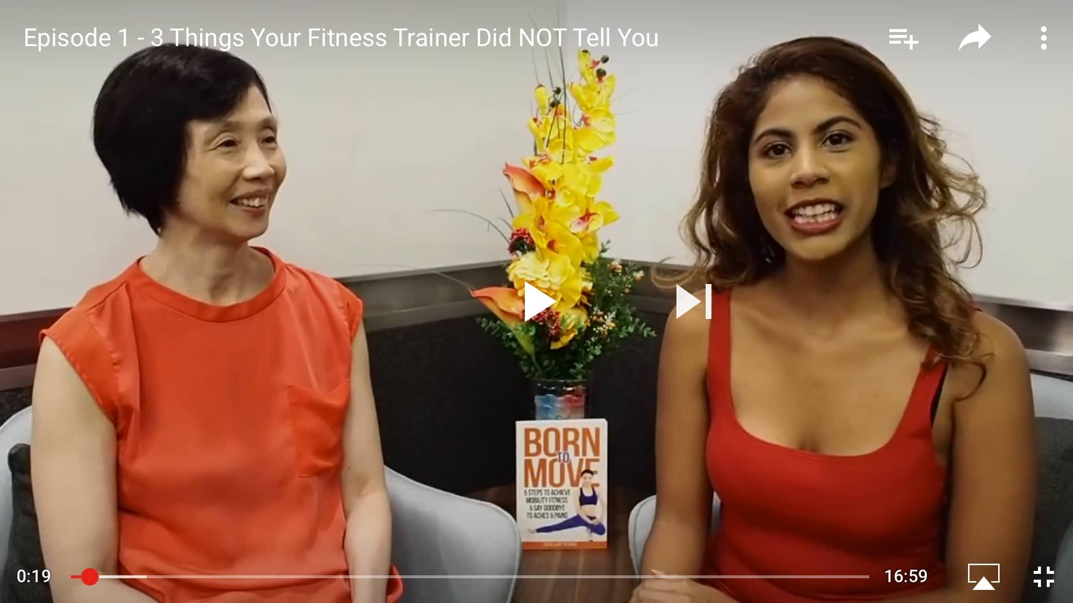 Launch of The Wellness Insider's Talkshow!