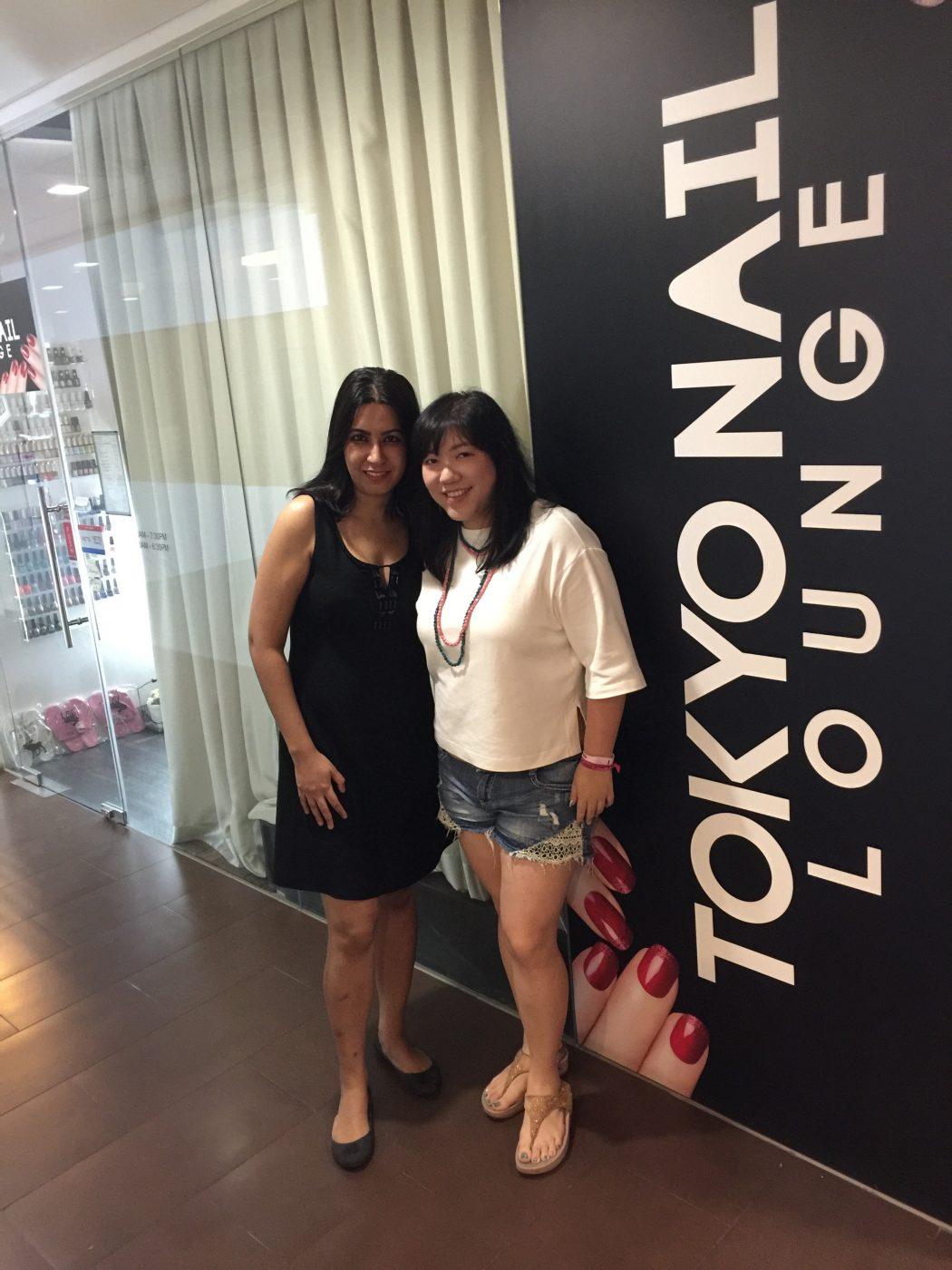 tokyo nail lounge