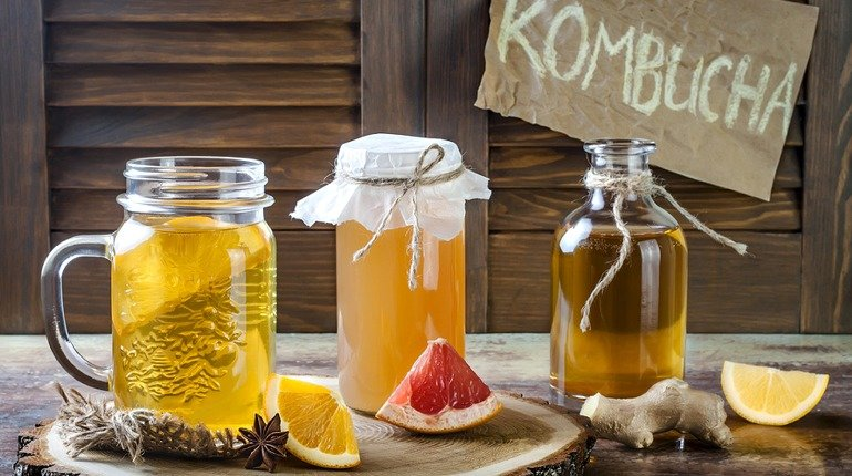 Basic Kombucha Workshop