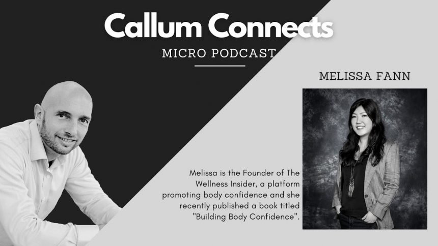 Melissa's Interview on CallumConnects