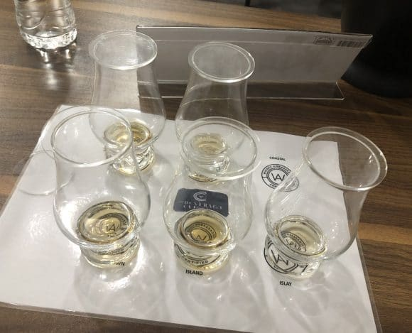 1-Day Whisky Ambassador Workshop