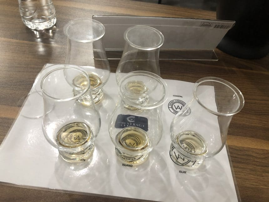 1-Day Whisky Ambassador Workshop