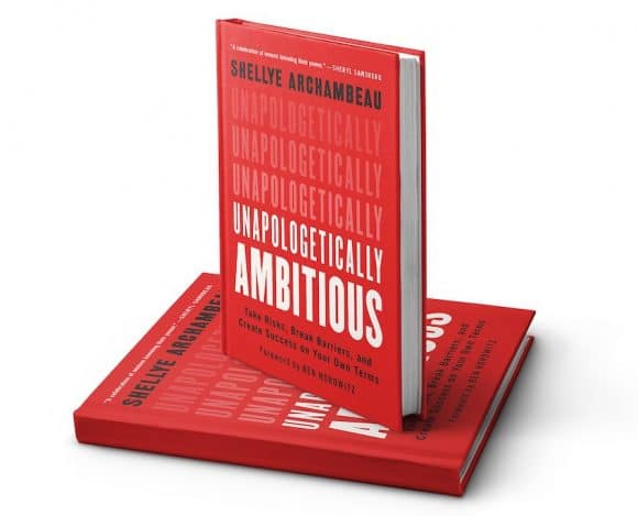 Unapologetically Ambitious | Book thoughts