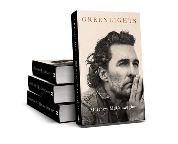 Greenlights   Book Thoughts