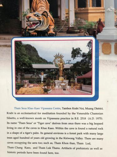 About Tiger Cave Temple