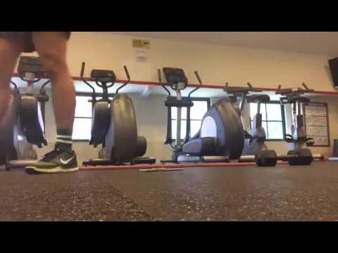 Fitness Journey – Day 1