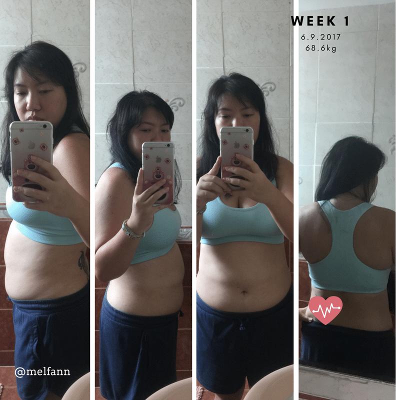metabolic tune up programme