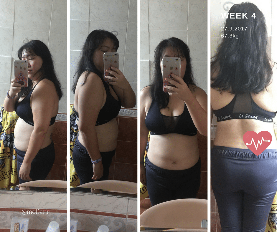 4 Weeks Into the 60-day Metabolic Tune Up Programme