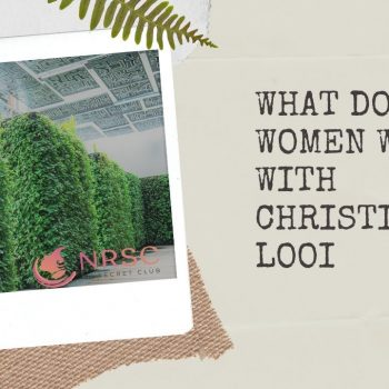 What do Women Want? With Christine Looi