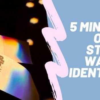 5-min tour of Star Wars Identities exhibition