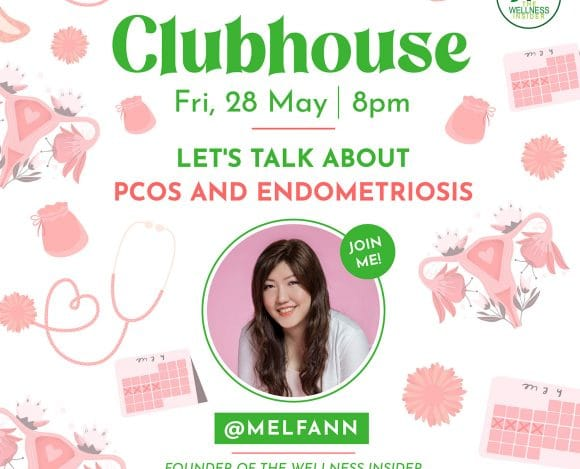 Clubhouse – Let's Talk About PCOS & Endometriosis