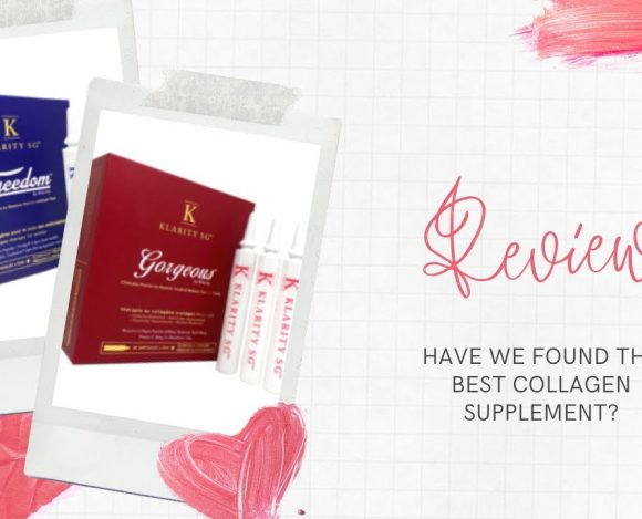 Have I found the best collagen supplement? Review on Gorgeous by Klarity