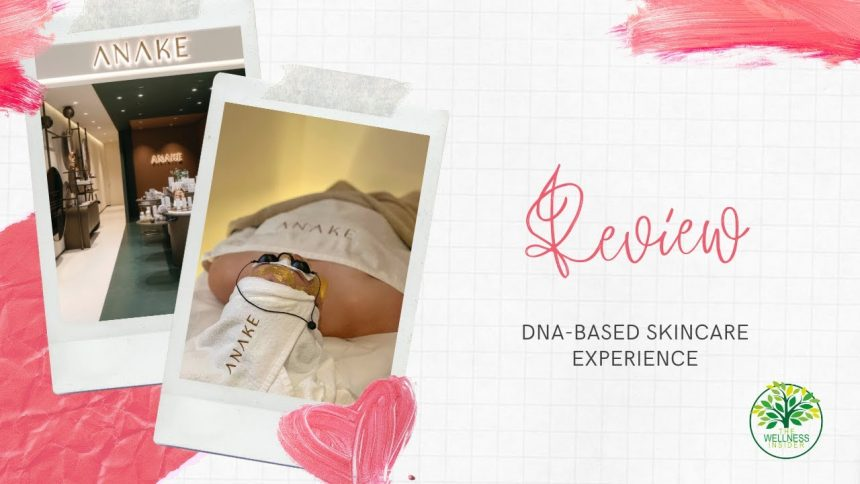 Trying out Anake – DNA-based Skincare